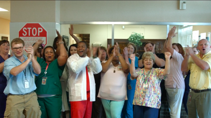 Mississippi Hospital Association Outstanding Rural Hospital Award Video