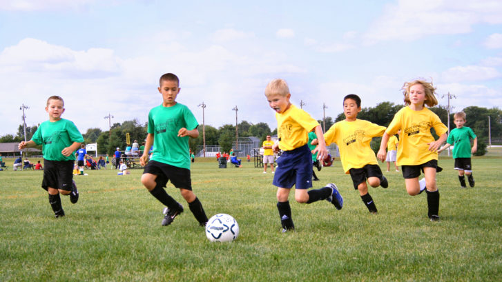 Youth Soccer Sports Concussions