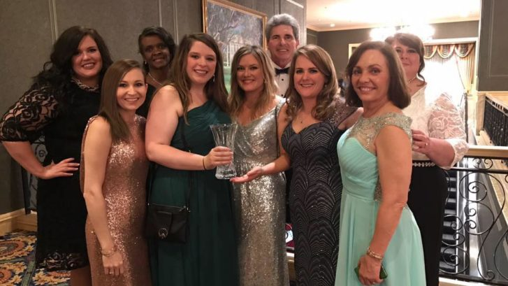 Mississippi Nurses' Association Hospital of the Year Award