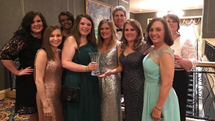 Mississippi Nurses' Association Hospital of the Year Award