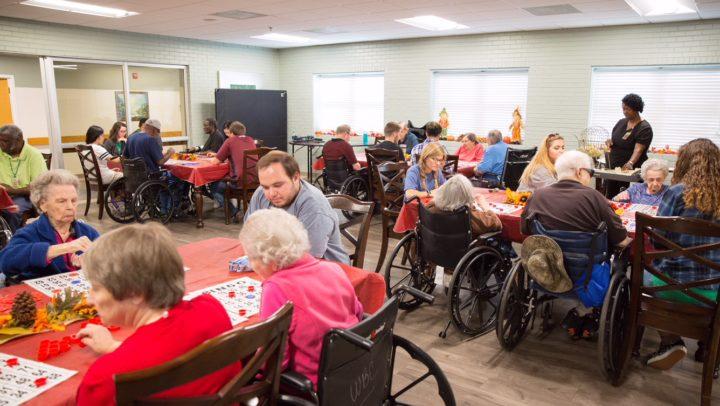 Walter B. Crook Nursing Home Facility